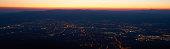 istock Sunrise over town 1146922776