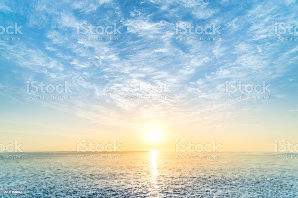 Sunrise - foto de stock