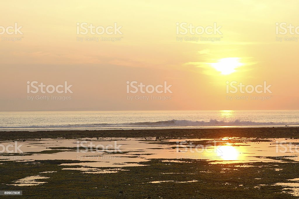 Восход солнца Стоковые фото Стоковая фотография