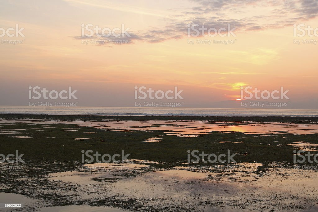 Sunrise foto stock royalty-free