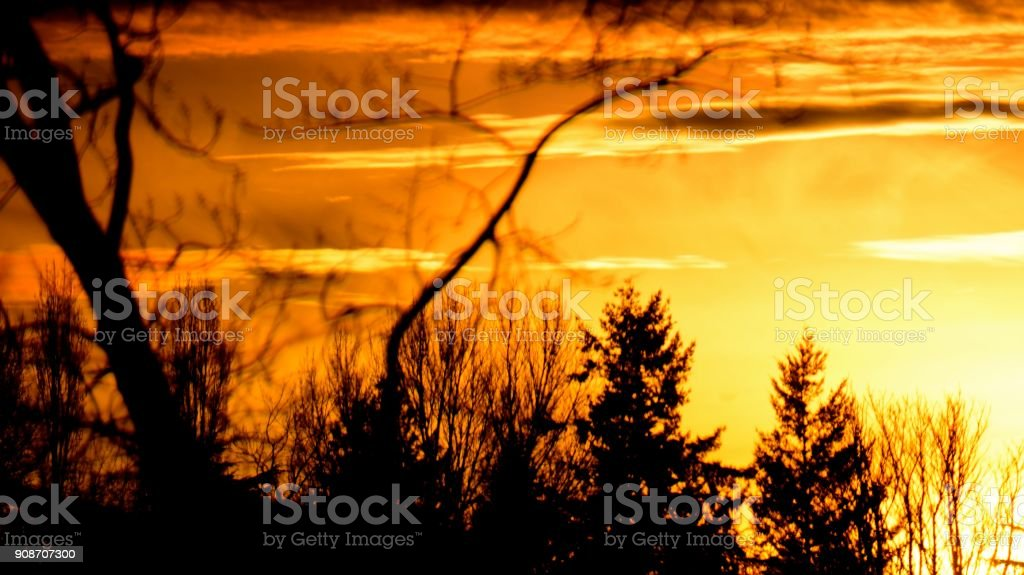 Sunrise royalty-free stock photo