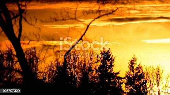 Sunrise Stock Photo & More Pictures of Backgrounds