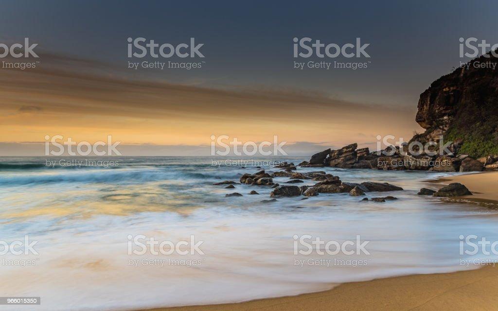 Sunrise Seascape - Royalty-free Australia Stock Photo