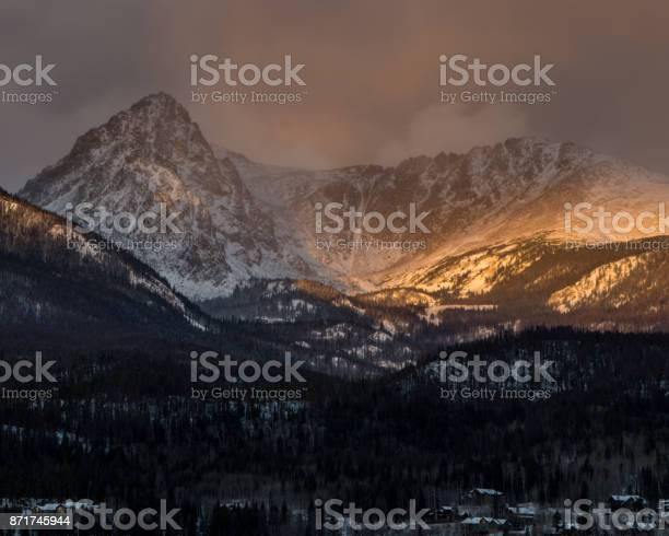 Photo of Sunrise - Silverthorne, Colorado