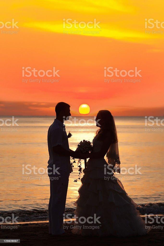 Sunrise Hochzeit – Foto