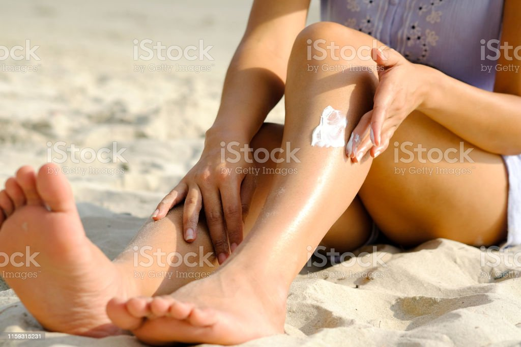 sunscreen, beach, cream, vacation, apply, back, background, body,...