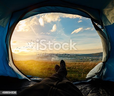 istock sunset and nature exploration 498694836