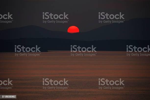 Photo of Sunset and sunrise