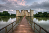 Taken at Bodiam Castle located in East Sussex England.