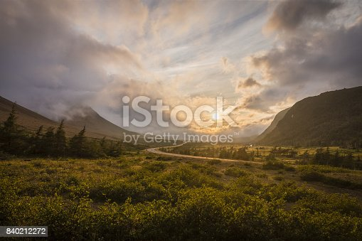 458694311 istock photo sunset at the TableLands 840212272