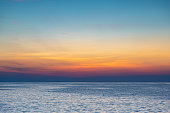 Sea, Sky, Sunset, Beach, Horizon
