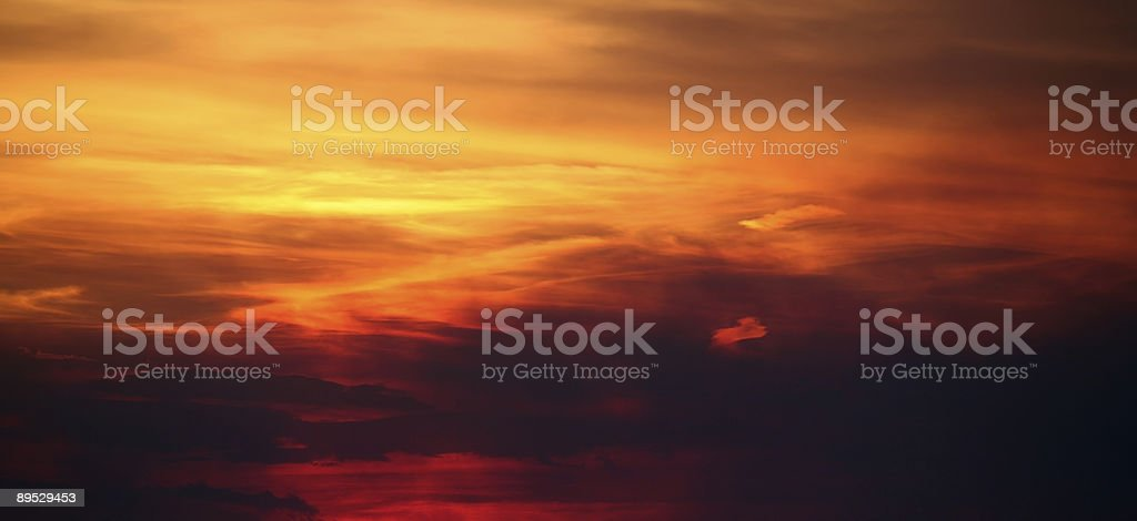 sunset background royalty free stockfoto