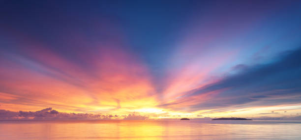 Sunset backgrounds Sunset, Sky, Sunrise - Dawn, Dawn, Sun twilight stock pictures, royalty-free photos & images