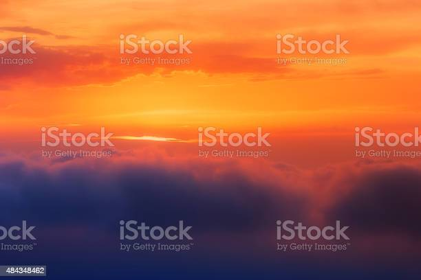 Photo of Sunset Clouds Over Sea