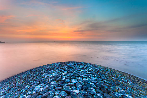 Sunset from Pier Head foto