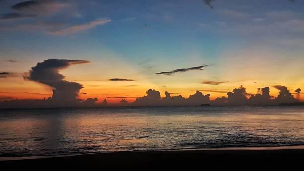 Sonnenuntergang in koh lanta – Foto