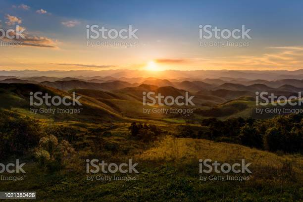 Photo of Sunset in Serra da Beleza mountains, between Rio de Janeiro and Minas Gerais states