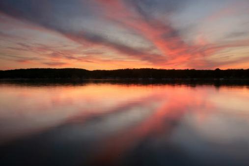 Sunset, Lake Geneva Wisconsin