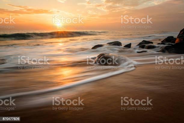 Photo of Sunset landscape