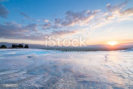 Pamukkale, Timelapse, Unesco , Hierapolis, Hot Spring