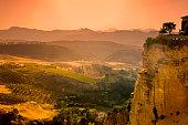 istock Sunset on Ronda 155386047