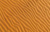 Desert sand dunes, United Arab Emirates