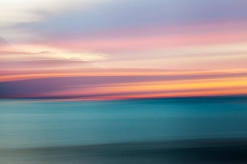 1010238190 istock photo Sunset over Calvi Bay 1183348027