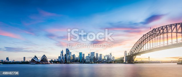 istock Sunset over Sydney 71 MP 498462706