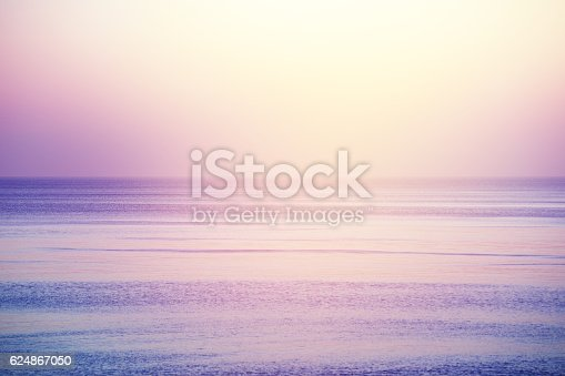 istock Sunset over the sea 624867050