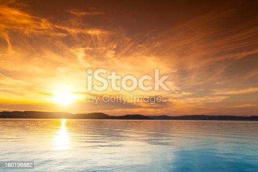 Balaton lake - Hungaryhttp://www.hlinka.hu/sunset.jpg