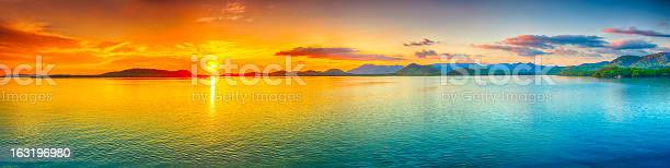 Photo of Sunset panorama