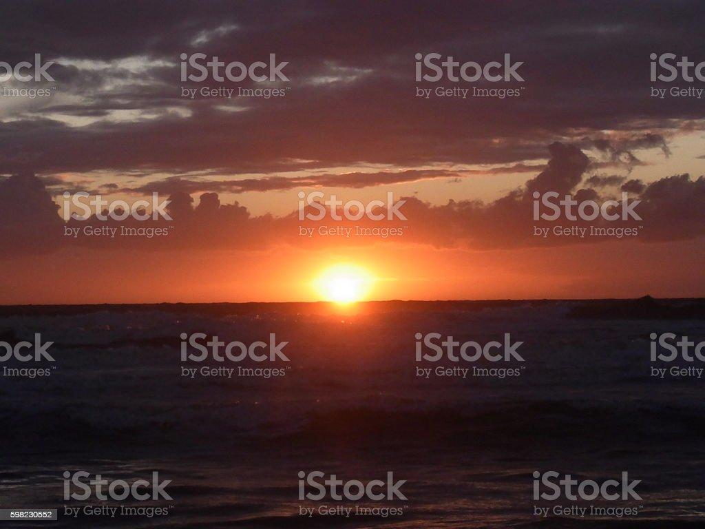 Sonnenuntergang  foto royalty-free