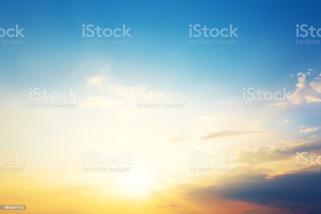 sunset - Royalty-free Beauty Stock Photo