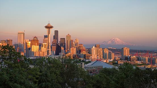Sunset Seattle