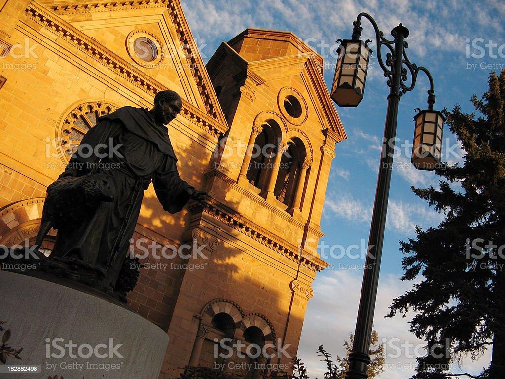 Foto De Pordosol Sao Francisco De Assis Catedral Santa Fe Novo