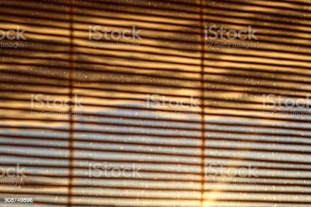 Photo of Sunset Through the Window