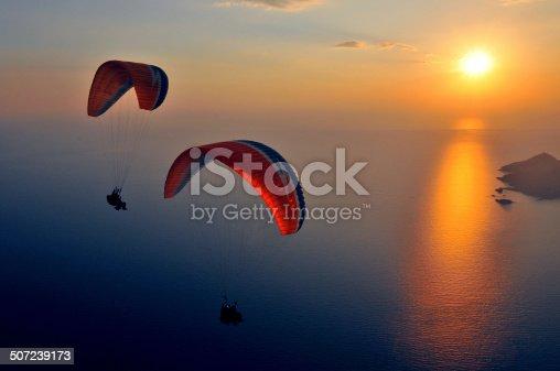 Oludeniz beach, Fethiye, Turkey