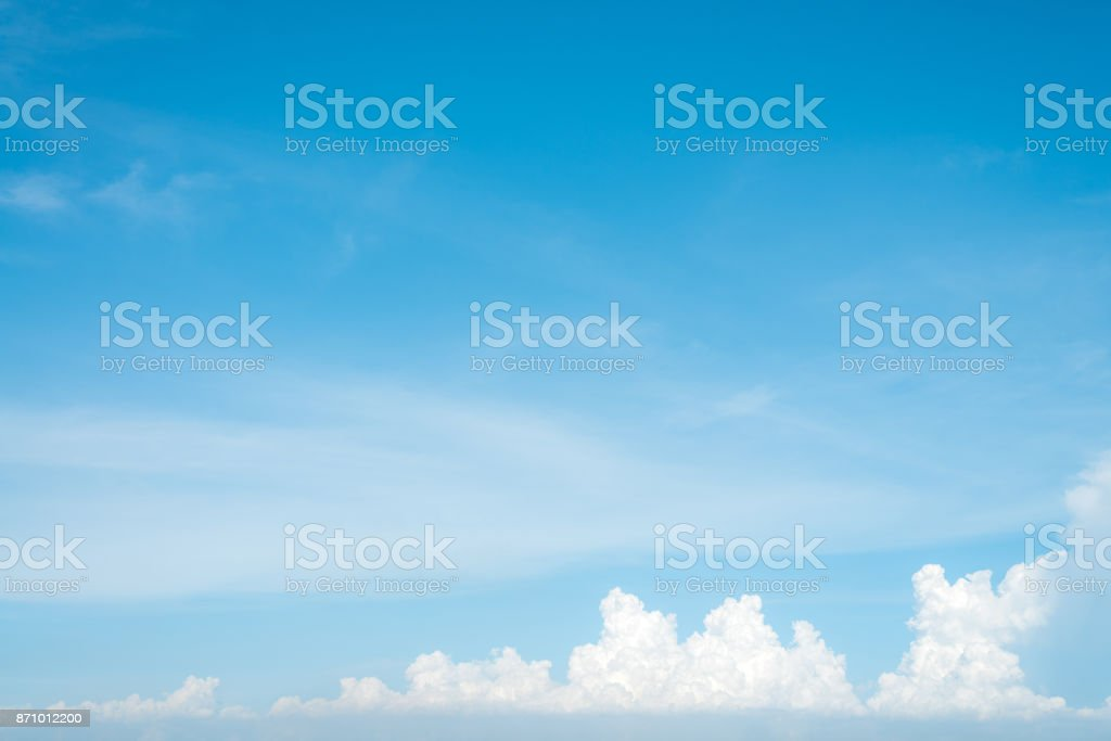 Sunshine Clouds Sky During Morning Background Bluewhite Pastel Heavensoft Focus Lens Flare Sunlight Abstract Blurred Cyan Gradient Of Peaceful Nature
