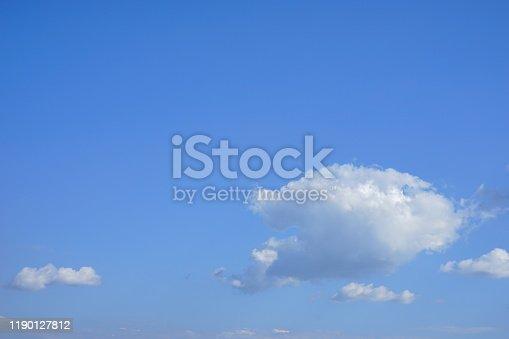 157673091istockphoto Sunshine in clean sky 1190127812