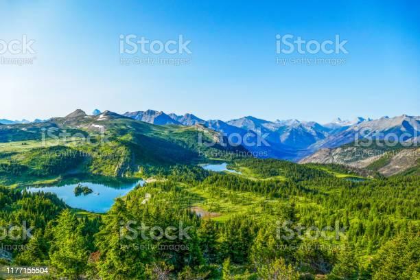 Photo of Sunshine Meadows Vista, Banff National Park, Canada