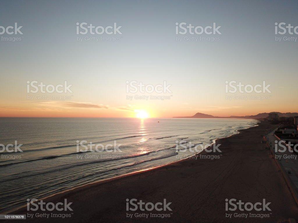 El sol - foto de stock