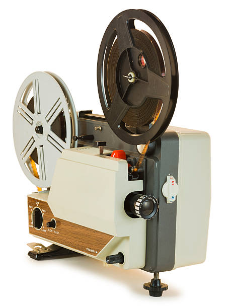 Super 8mm Film Projector 04 stock photo