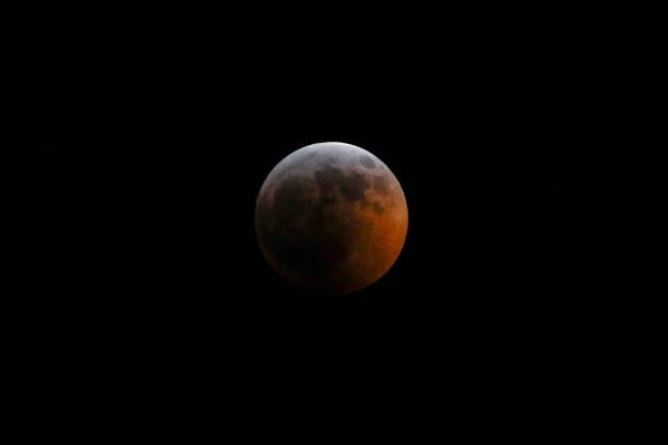 blood moon january 2019 michigan - photo #14