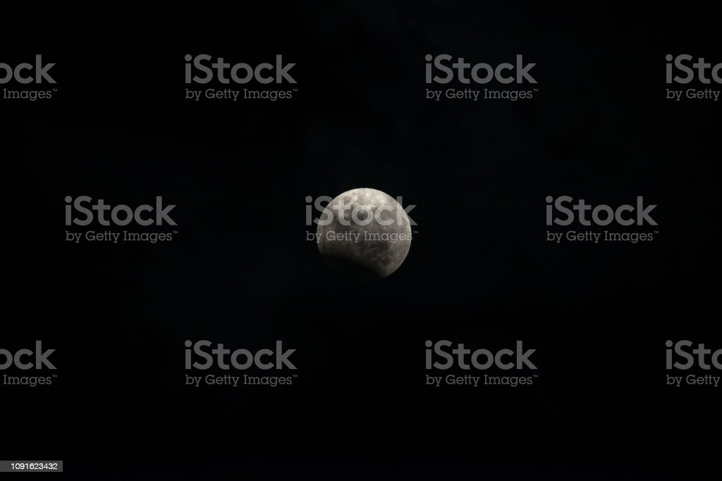 Super blue moon lunar eclipse on January 31, 2018