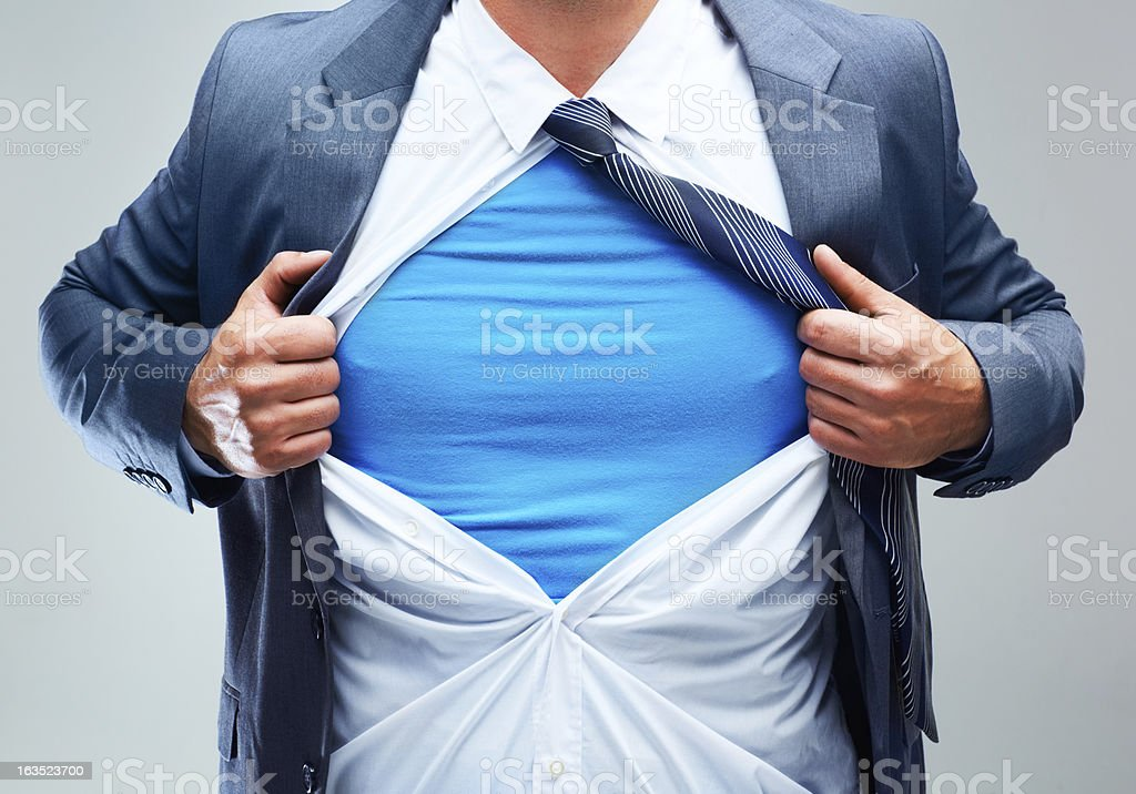 Super business name! stock photo
