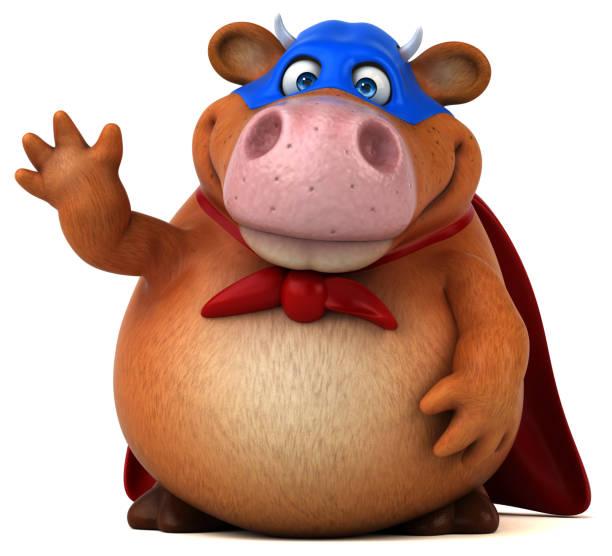 Super cow 3d illustration picture id849211470?b=1&k=6&m=849211470&s=612x612&w=0&h=ptqswdpamj4dly7t0xr svhlqp0lksgxznc0pj2rgra=