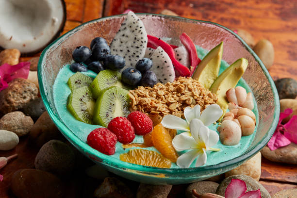 Super Essen Frühstück Schüssel – Foto