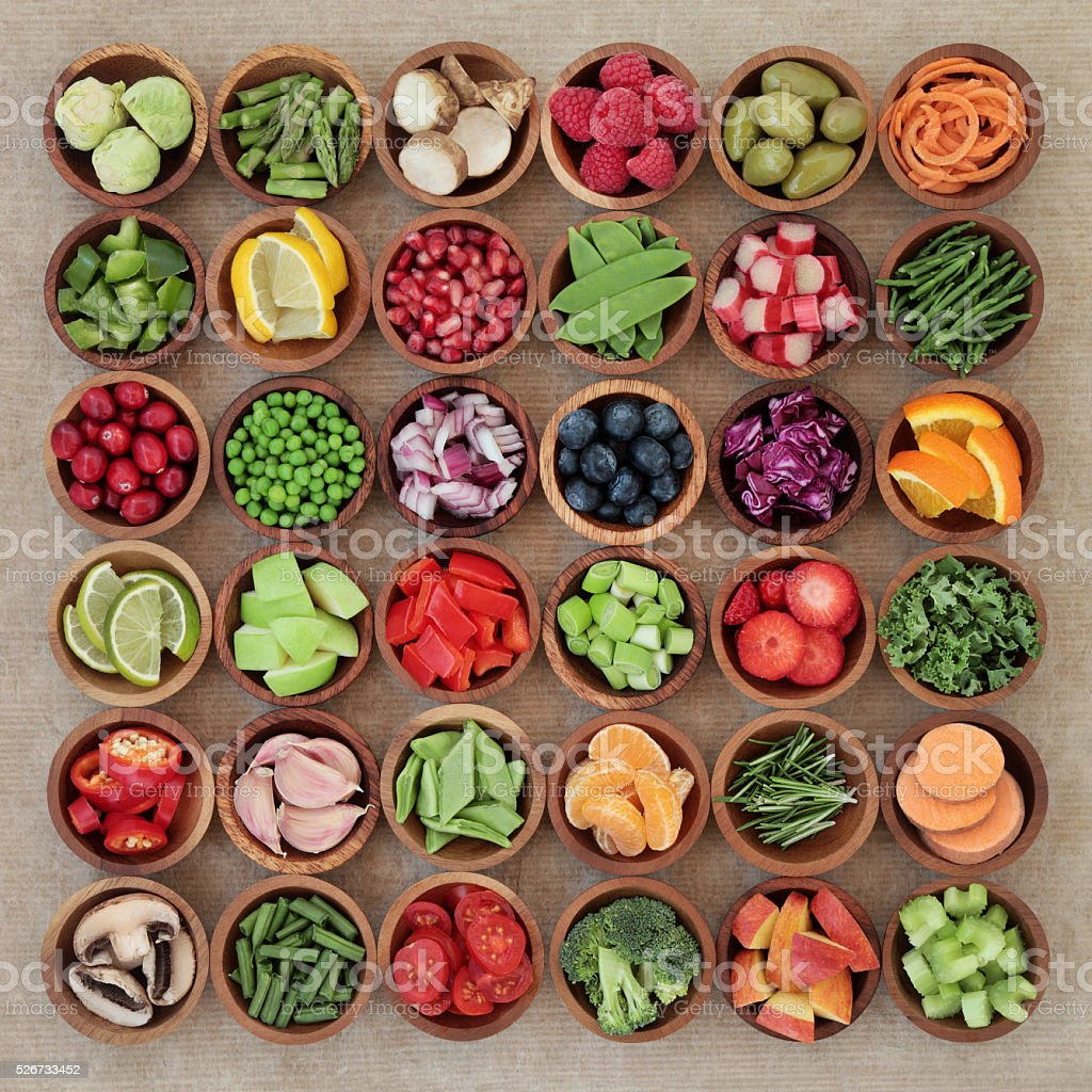 Super Food-Sampler – Foto