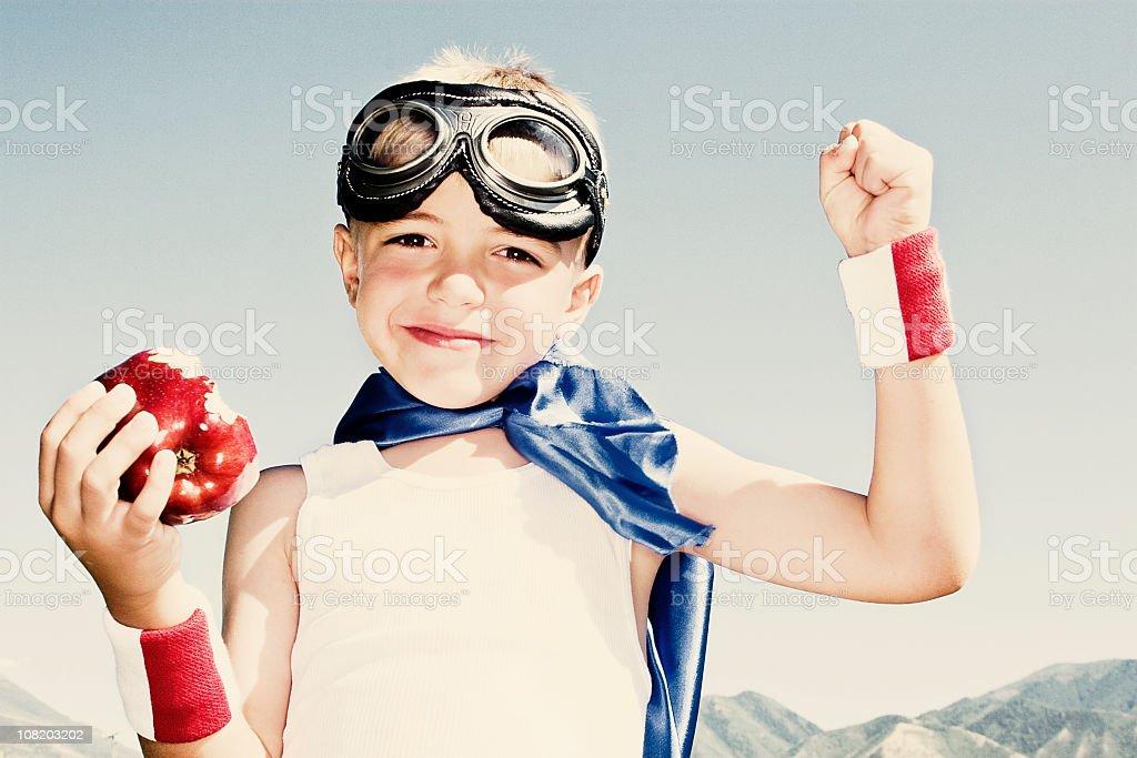 Super Health royalty-free stock photo