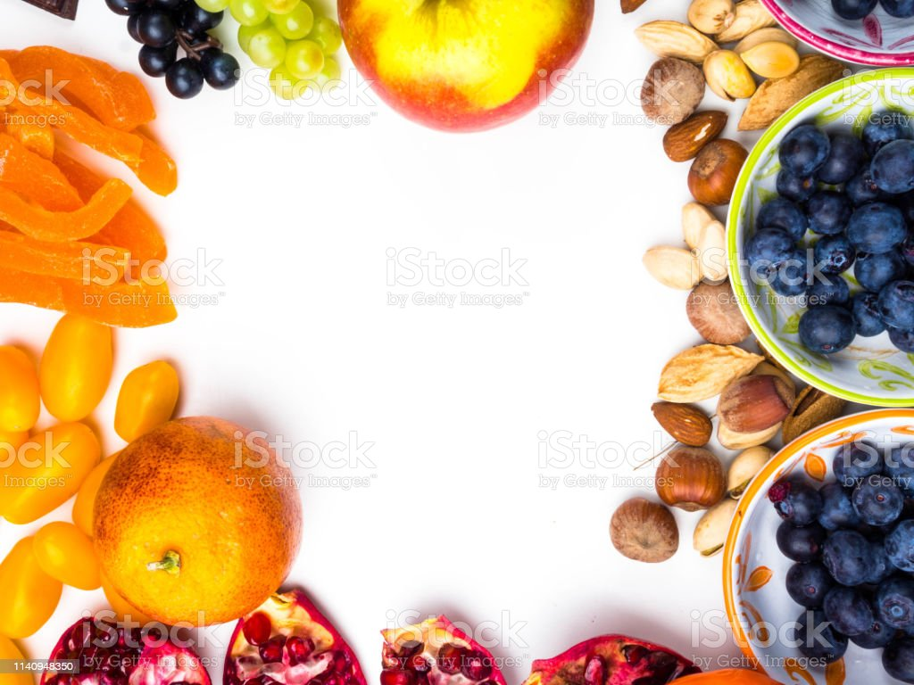 Super Healthy Food Rich In Antioxidants Resveratrol Good Sources Of Vitamins Stock Photo Download Image Now Istock